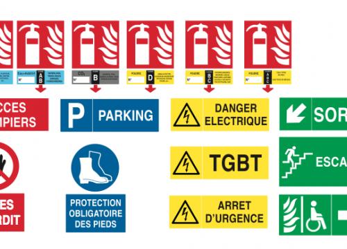 Photo Panneaux de signalisation Tous les Modèles.