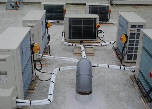 Photo Réparation et maintenance de climatiseurs